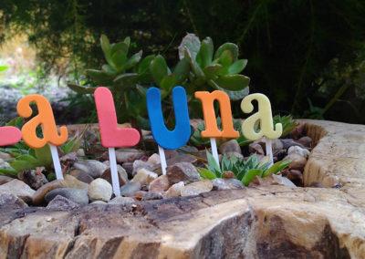 Escuela Infantil La Luna, espíritu Reggio Emilia